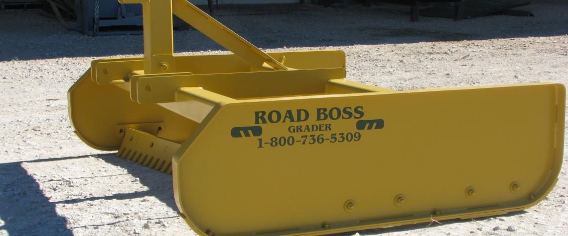 Road Boss Grader