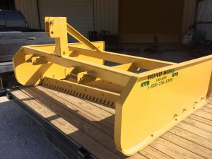 Road Boss Grader Utility Model side view