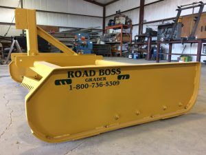 Road Boss Commercial Graders come in 4 models
